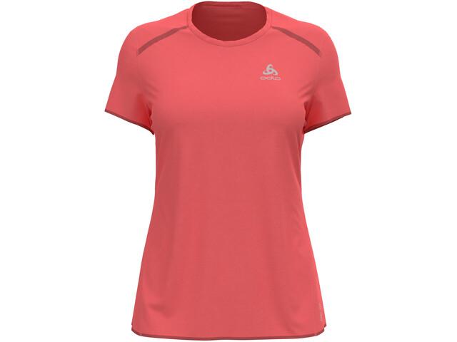 Odlo Fli Chill-Tec T-Shirt S/S Crew Neck Women, rosa